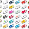 Kollektion von Amazon-Dashbuttons (Bild:Ebay)