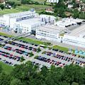 AT&S-Hauptwerk in Leoben (Bild: Wastl218700/ CC BY-SA 3.0)