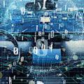 Die elektronische Vernetzung von Autos beschleunigen den Software-Bedarf (Symbolbild: aaa.com)