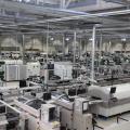 Blick auf den Lancom-Maschinenpark (Bild: Koczera)