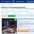 Das Reiseportal Booking.com ist im Visier der ligurischen Finanzpolizei (Symbolbild: Screenshot)