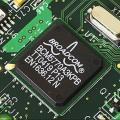 Klagt VW: Broadcom (Bild:Archiv)