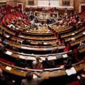 Plenarsaal der französischen Nationalversammlung (Bild: Richard Ying u. Tangui Morlier/ CC 3.0)