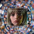Gesichtserkennung: Symbolbild von Geralt auf Pixabay