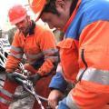 Glasfaserverlegung (Symbolbild: Daetwyler Cables)