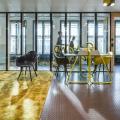 Büro-Räumlichkeit von Google Zürich (Bild: Google)
