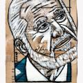 Carl Icahn (Painting Collage By Danor Shtruzma/ The Creative Commons Attribution-Share Alike 4.0 international)