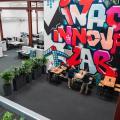 Das neue Innovationslab von Inacta in Zug (Bild: zVg)