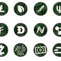 Krypto-Währungen: Viele sind von Landeswährungen oder Goldhinterlegungen abhängig, was von den Banken kontrolliert wird (Bild: Pixabay)