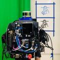 Roboter der schreiben und malen kann (Bild: Nick Dentamaro)