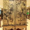 Pig-legged Manuscript Cabinet der Nationalbibliothek Thailand (Bild: zVg)
