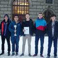 Schweizer Informatik Olympiade: Die Gewinner der 1. Runde (Bild: SOI)