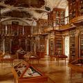 Stiftsbibliothek St. Gallen (© Stiftsbibliothek/ CC BY-SA 3.0)
