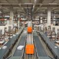 Logistikzentrum von Zalando in Berlin (Foto: Zalando)