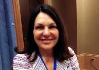 Annette Green, SAS-Vizepräsidentin der DACH-Region (Bild: Koczera)