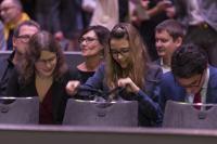 Impression von der Diplomfeier der Berner Fachhochschule (Bild: zVg)