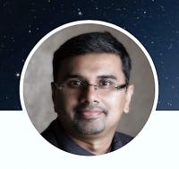Partha Seetala, CEO von Robin.io (Bild: zVg)