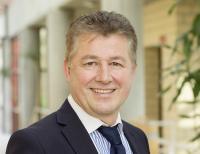 Peter Schachtler, Gesamtprojektleiter und Geschäftsleitungsmitglied der Schweizer Salinen AG