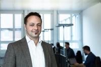 Dominic Wullschleger, Head of Sales & Marketing, ist seit 2012 verantwortlich für den Verkauf und das Marketing bei Arcplace