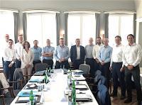 Gruppenfoto der sieben Gründungsmitglieder der Empsa (Bild: Empsa)
