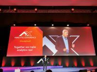 SAS-CEO Jim Goodnight bei seiner Keynote (Bild: Koczera)