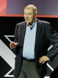 SAS-CEO Jim Goodnight (Bild: Koczera)