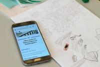 Lernen mit Smartphone (Bild: zVg)