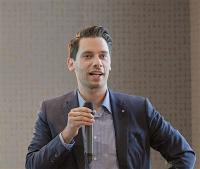 Carlo Terreni, Generaldirektor von Netcomm Suisse (Bild: zVg)