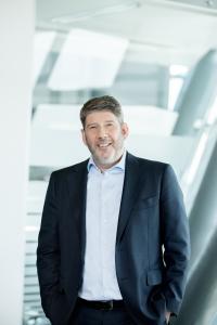 Autor Thomas Reitze, Mitglied des Management Boards und VP Commercial & Market Relations, T-Systems Schweiz AG