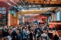 Impression von der Volvo Art Session 2018 im Zürcher Schiffbau (Bilder: zVg)